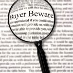 Preview image for Let the buyer beware