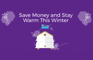 Image for Save money and stay warm this winter – infographic