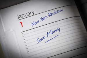 Image for New Year Money Saving Resolutions